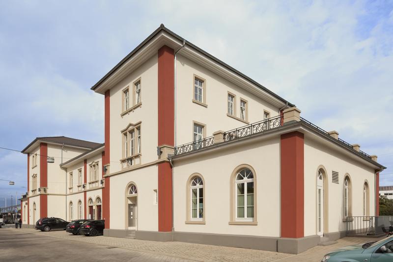 HQ Schwetzingen