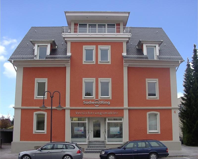 Bürohaus SüdwestRing