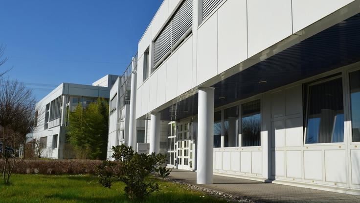 KRZ-SWD Haupteingang