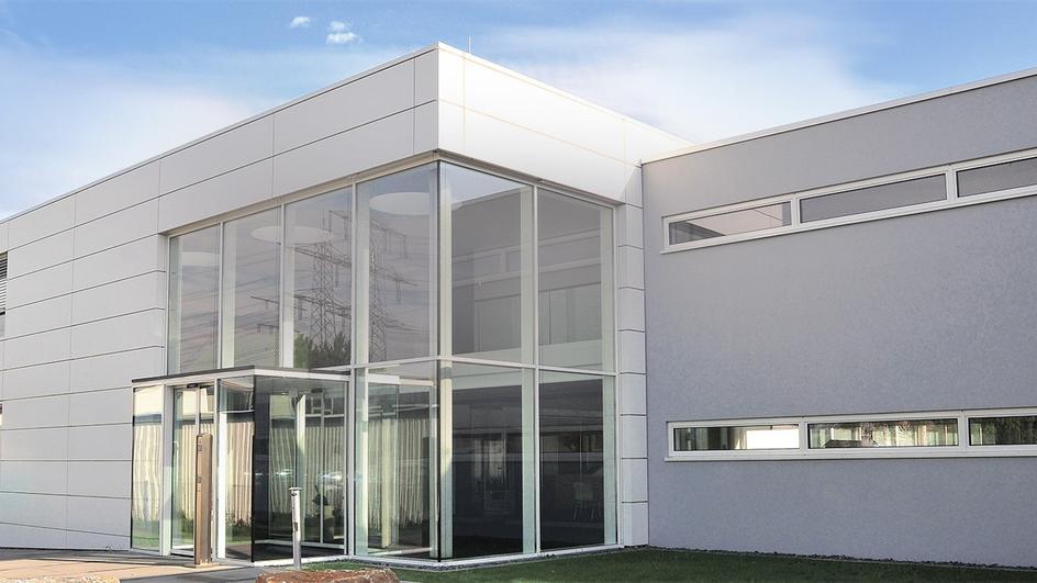 KRZ-SWD Haupteingang Neubau