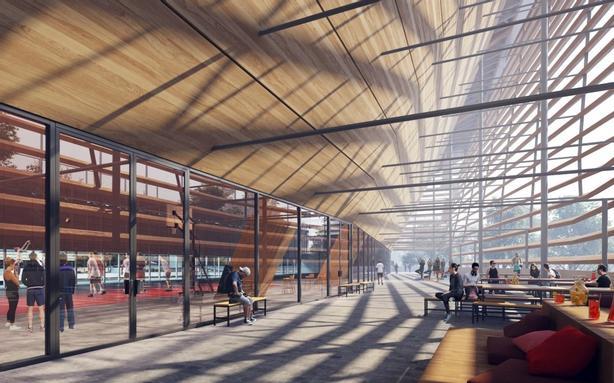 Olympisches Wassersportzentrum Paris 2024