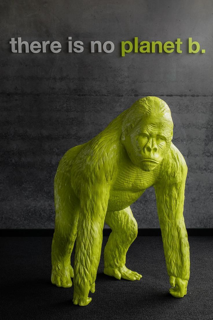 Gorilla George