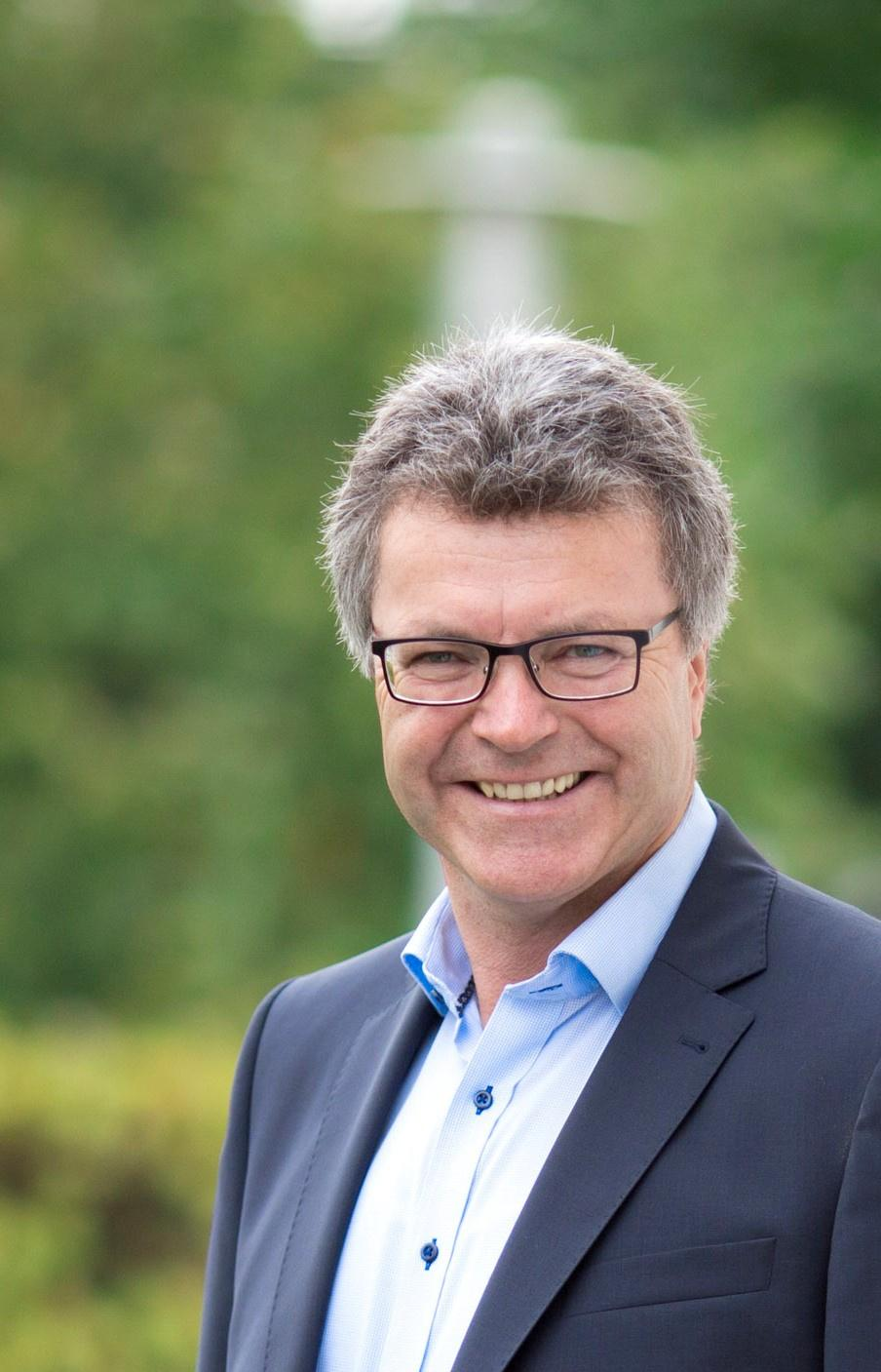 Udo Bertels - Geschäftsführer