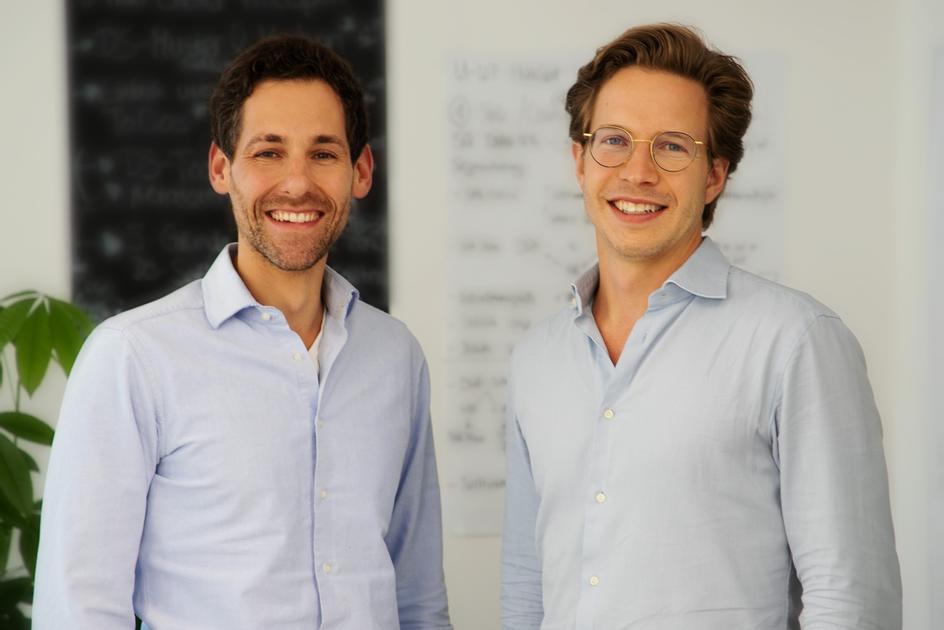 Unsere Geschäftsführer Dominik & Alexander