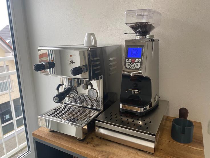 Coffein-Station