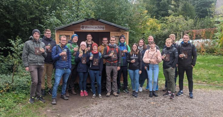 Team-Ausflug in den Schwarzwald