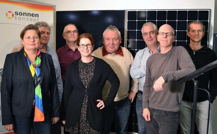 Team von Sonnenkonzept