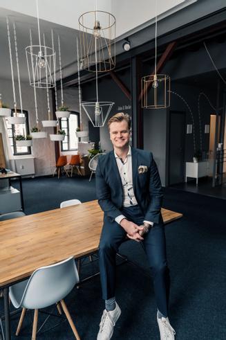 Königswege GmbH - Managment-Bereich: Jan-Erik Höbel