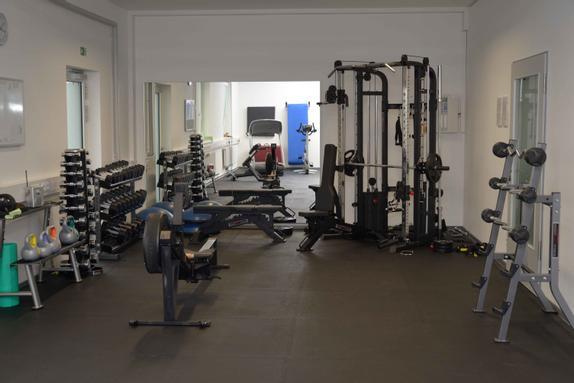 Fitnessraum - mit und ohne Trainer nutzbar