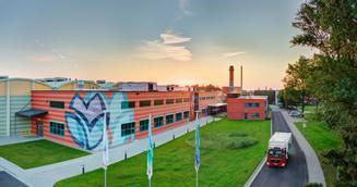 MEWA Textil-Service AG & Co. Deutschland OHG, Standort Lauenburg