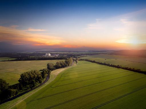 Produktionsstandort und Umfeld