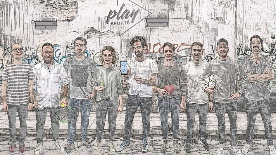 Das PLAYSPORTS Team