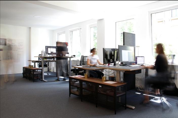 Workspace Frankfurt am Main