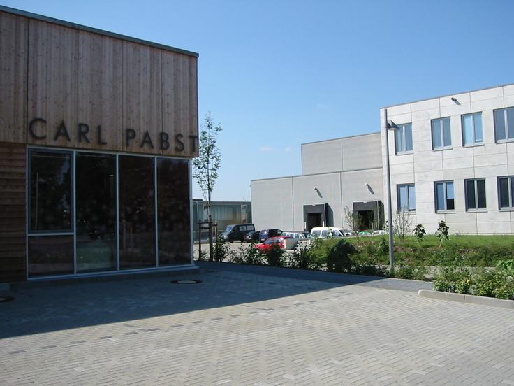 Büro, Kommissionierung und Lager