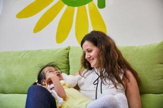Kinderintensivpflegedienst Gänseblümchen