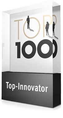 SCHLEICH wurde 4 x als TOP 100-Innovator ausgezeichnet