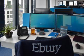 Ebury Partners Belgium NV/SA