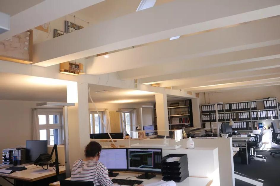 Büroraum 2. OG