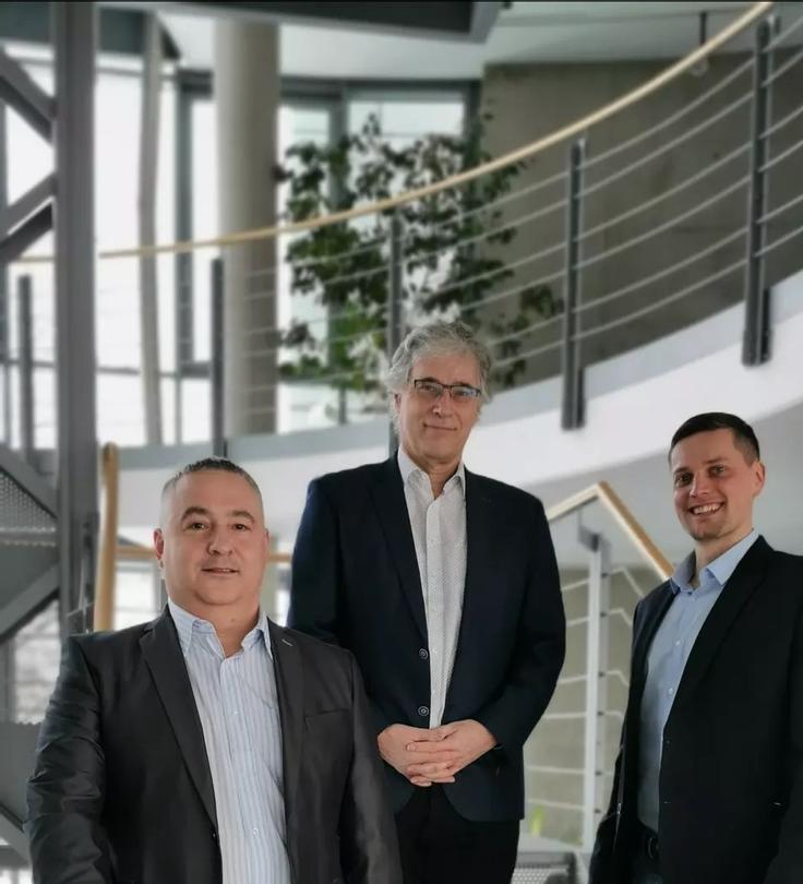 Die Gründer der CBApply GmbH