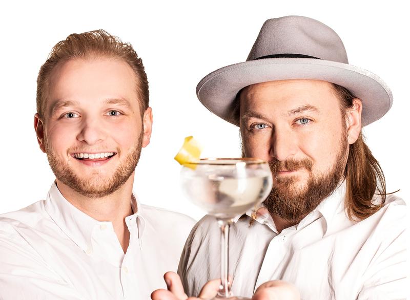 Die beiden Gründer: Andreas & Waldemar